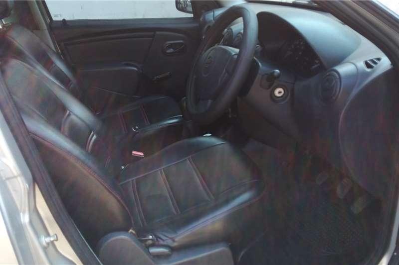 2013 Nissan NP200