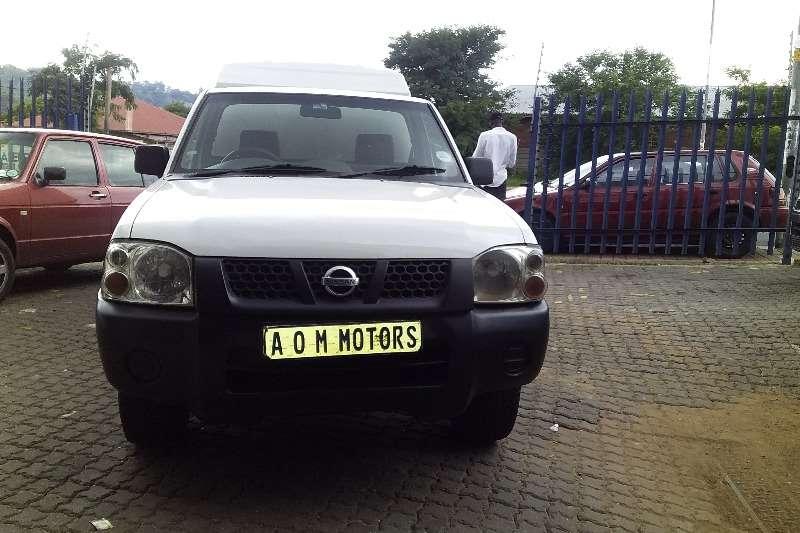 Nissan NP300 Hardbody 2.0 2010
