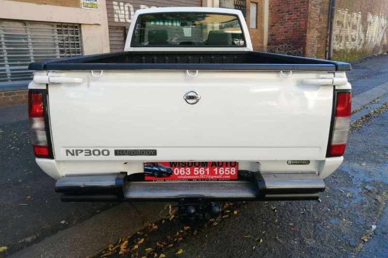 2019 Nissan NP300 Hardbody NP300 Hardbody 2.0 (aircon)