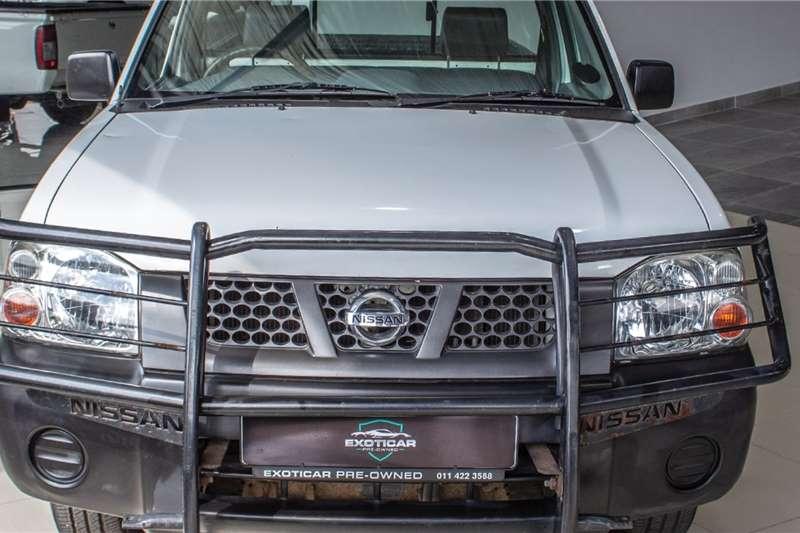 Nissan NP300 Hardbody 2.0 LWB Single Cab 2014