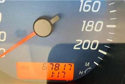 Nissan NP300 Hardbody 2.0 SE 2009