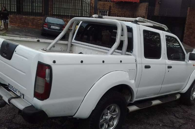 Used 2002 Nissan NP300 Hardbody 2.4 4x4