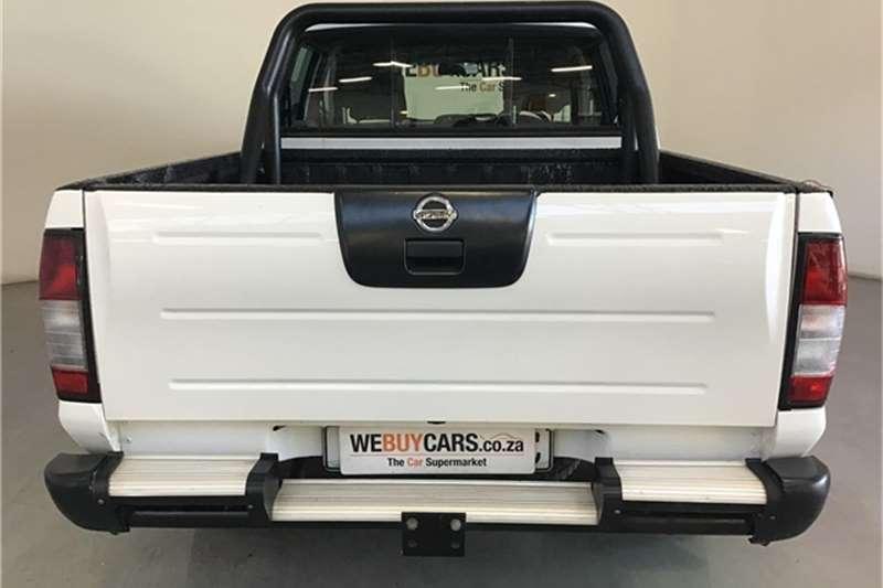 Nissan NP300 Hardbody 2.4 double cab 4x4 2017