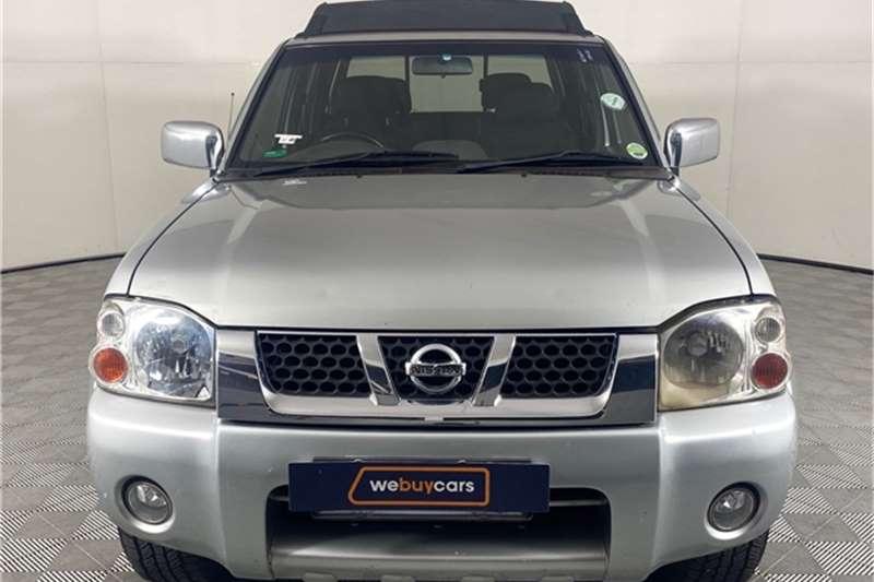 2010 Nissan NP300 Hardbody NP300 Hardbody 2.4 double cab Hi-rider