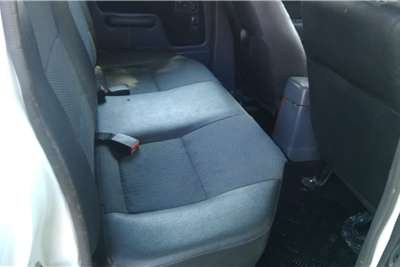 Nissan NP300 Hardbody 2.4 double cab Hi rider 2014