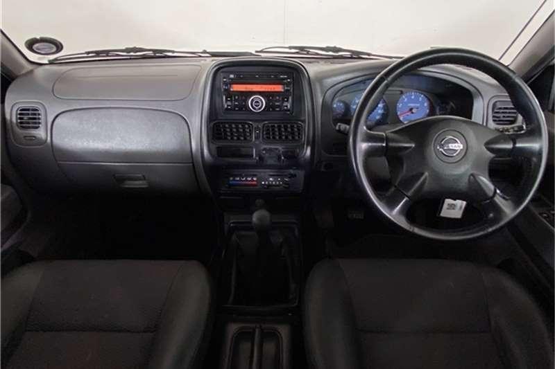2015 Nissan NP300 Hardbody NP300 Hardbody 2.4 double cab Hi-rider