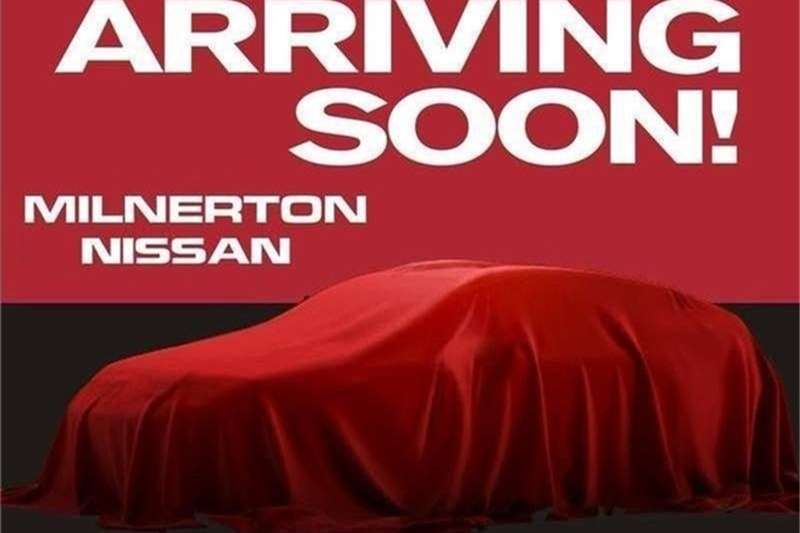 Nissan NP300 Hardbody 2.4 double cab Hi rider 2016