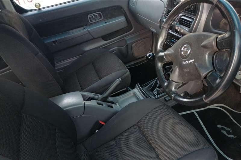 Used 2017 Nissan NP300 Hardbody 2.4 double cab Hi rider
