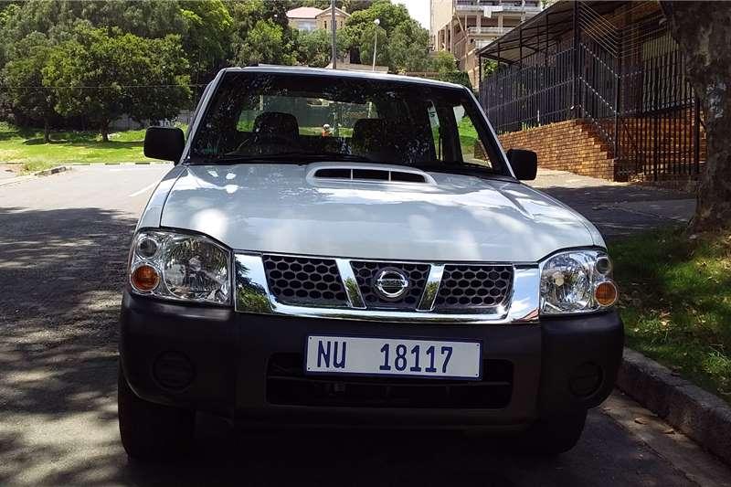 Nissan NP300 Hardbody 2.5TDi 2010
