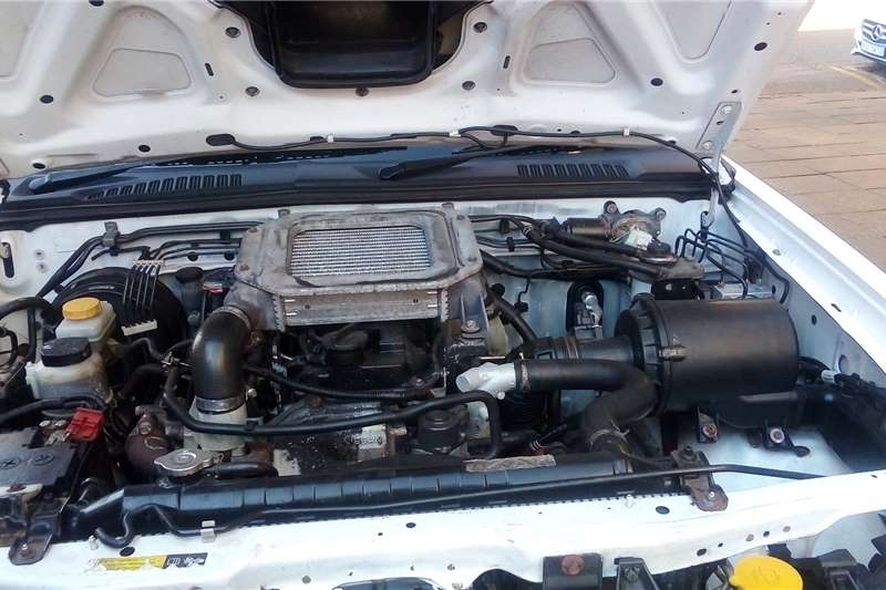 2014 Nissan NP300 Hardbody NP300 Hardbody 2.5TDi