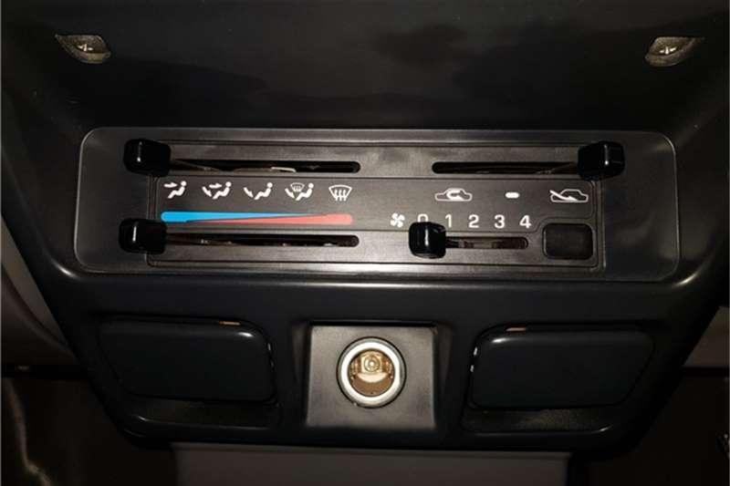 Nissan NP300 Hardbody 2.5TDi 2014