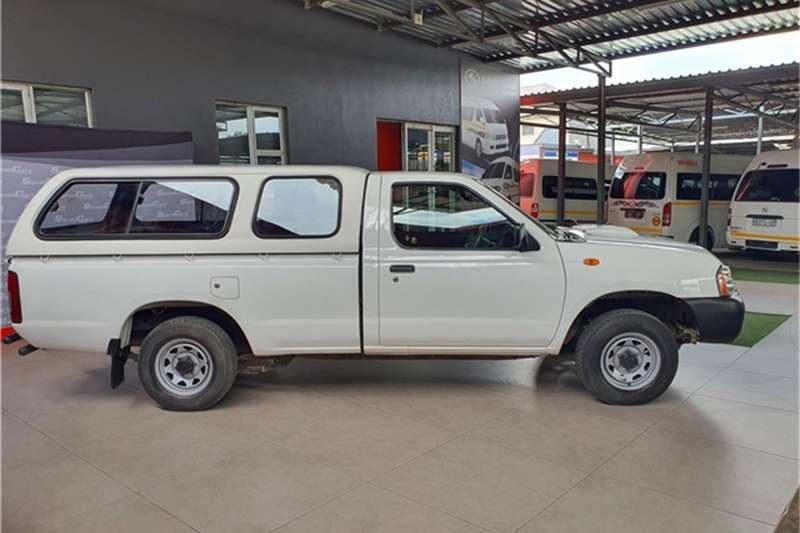 Used 2018 Nissan NP300 Hardbody 2.5TDi