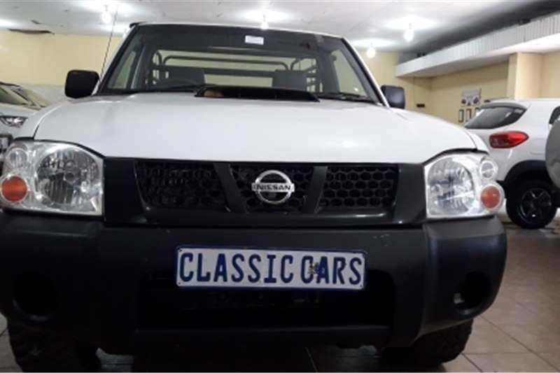 Nissan NP300 Hardbody 2.5TDi 4x4 2012