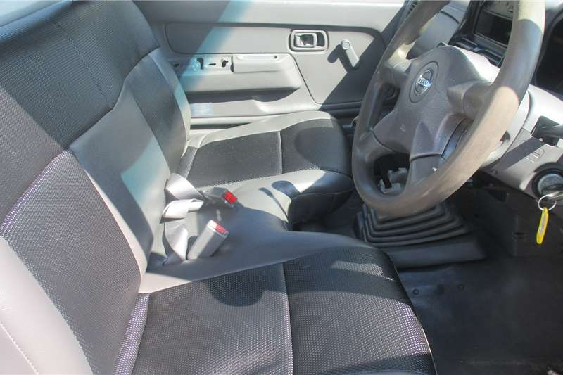 2012 Nissan NP300 Hardbody NP300 Hardbody 2.5TDi 4x4