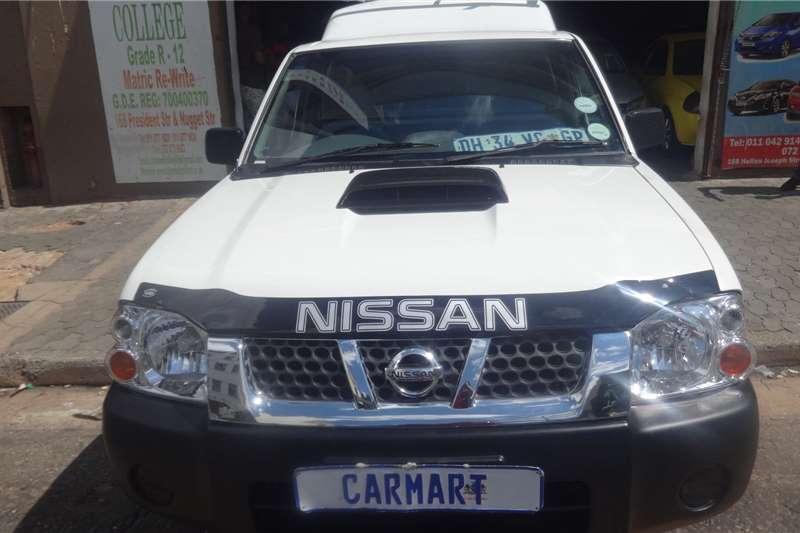 Nissan NP300 Hardbody 2.5TDi 4x4 2014