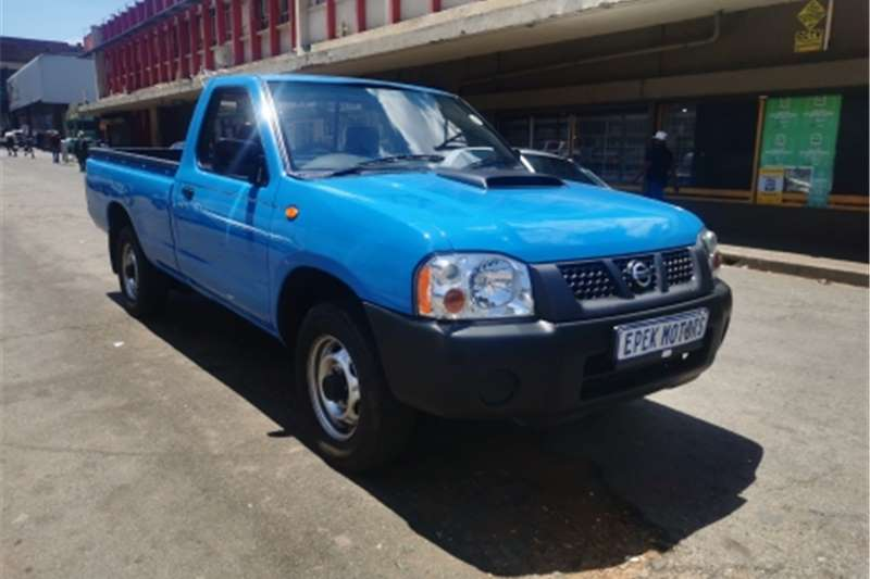 Nissan NP300 Hardbody 2.5TDi 4x4 2018