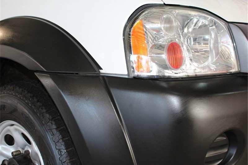 Nissan NP300 Hardbody 2.5TDi 4x4 mid 2015