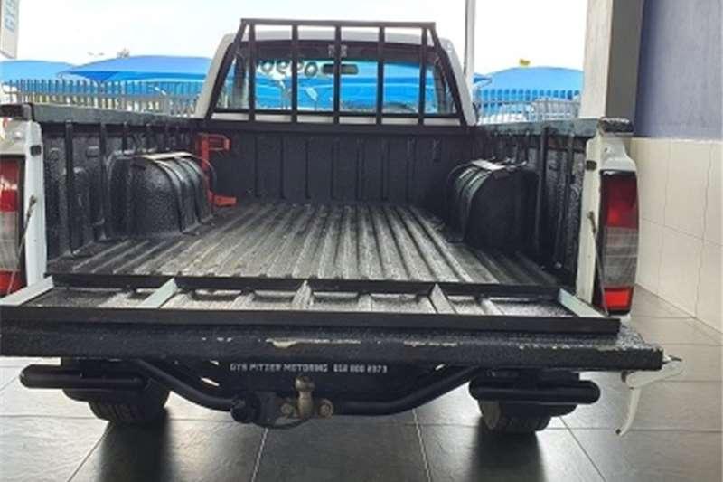 Used 2016 Nissan NP300 Hardbody 2.5TDi 4x4 mid