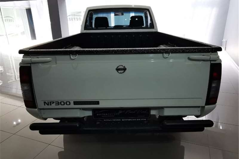 Used 2021 Nissan NP300 Hardbody 2.5TDi 4x4 mid