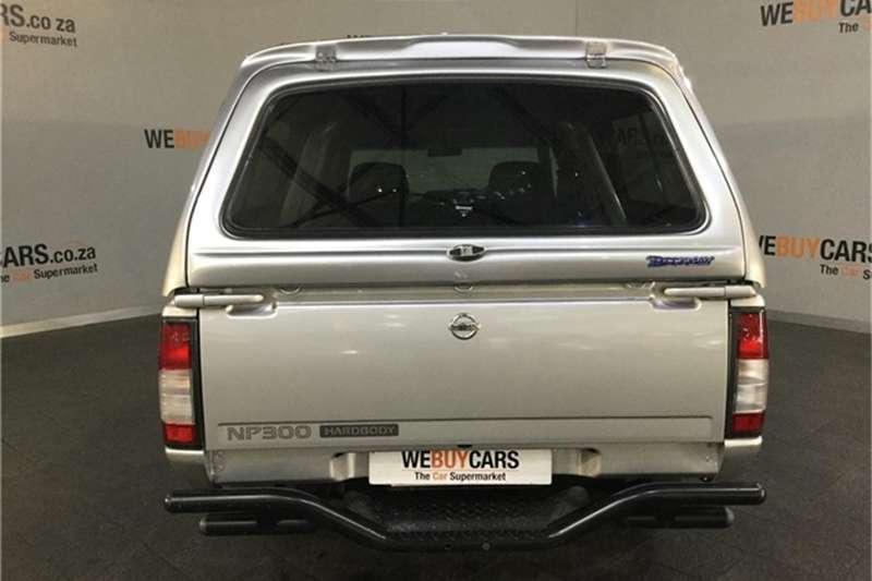 Nissan NP300 Hardbody 2.5TDi double cab 2010