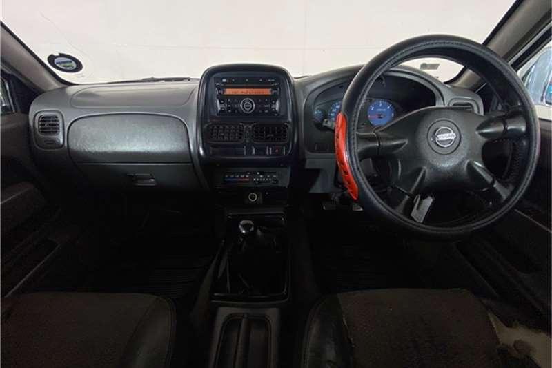 Used 2011 Nissan NP300 Hardbody 2.5TDi double cab