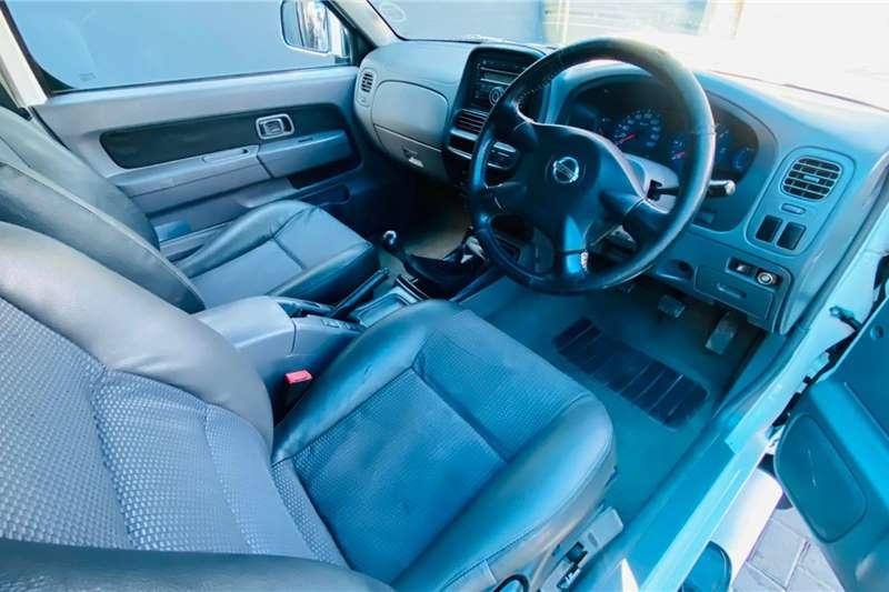 Used 2013 Nissan NP300 Hardbody 2.5TDi double cab