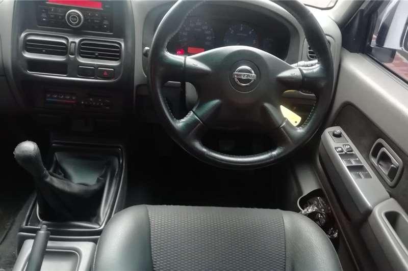 Nissan NP300 Hardbody 2.5TDi double cab 2015