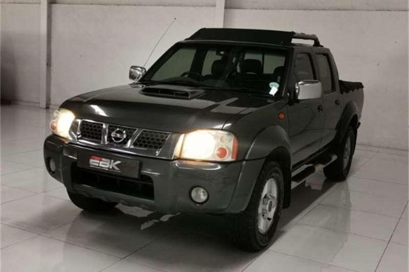 2011 Nissan NP300 Hardbody NP300 Hardbody 2.5TDi double cab Hi-rider