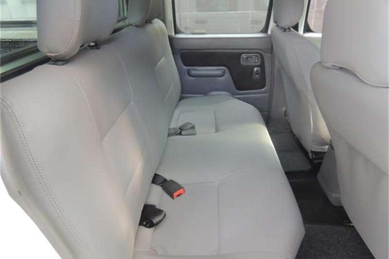 Nissan NP300 Hardbody 2.5TDi double cab Hi-rider 2014