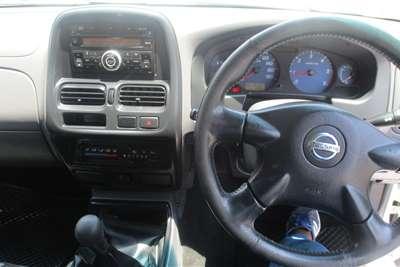 Nissan NP300 Hardbody 2.5TDi double cab Hi rider 2014