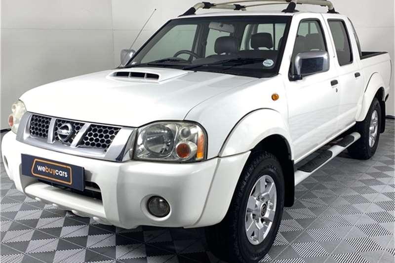 Used 2014 Nissan NP300 Hardbody 2.5TDi double cab Hi rider