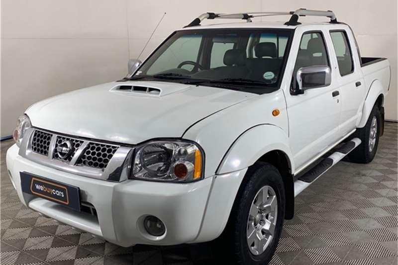 2015 Nissan NP300 Hardbody NP300 Hardbody 2.5TDi double cab Hi-rider