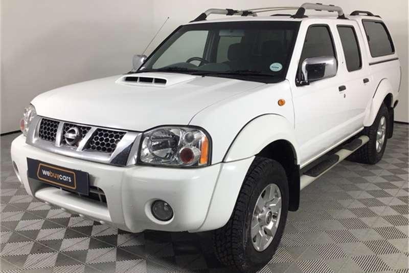 Used 2016 Nissan NP300 Hardbody 2.5TDi double cab Hi rider