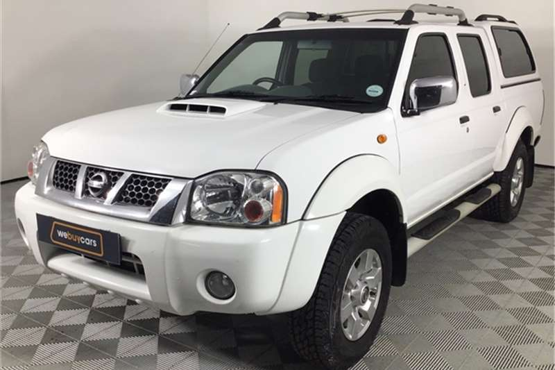 2016 Nissan NP300 Hardbody NP300 Hardbody 2.5TDi double cab Hi-rider
