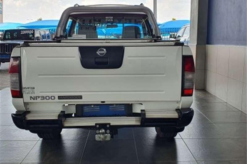 2017 Nissan NP300 Hardbody NP300 Hardbody 2.5TDi double cab Hi-rider