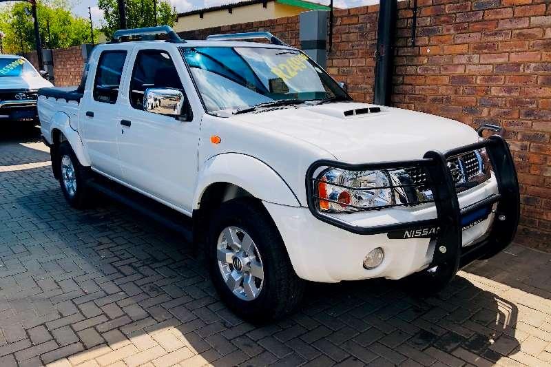 Nissan NP300 Hardbody 2.5TDi double cab Hi rider 2019