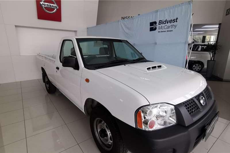 Nissan NP300 Hardbody 2.5TDi LWB S/CAB 2020