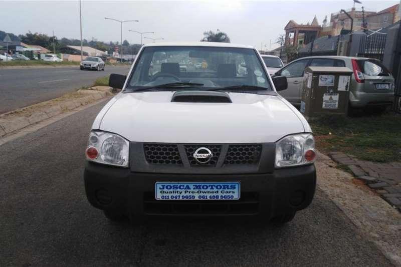 Nissan NP300 Hardbody 2.5TDi mid 2014