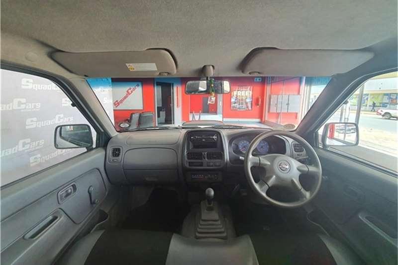 Nissan NP300 Hardbody 2.5TDi SE 2014