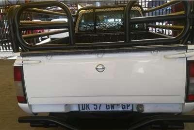 Used 2015 Nissan NP300 Hardbody 2.5TDi SE