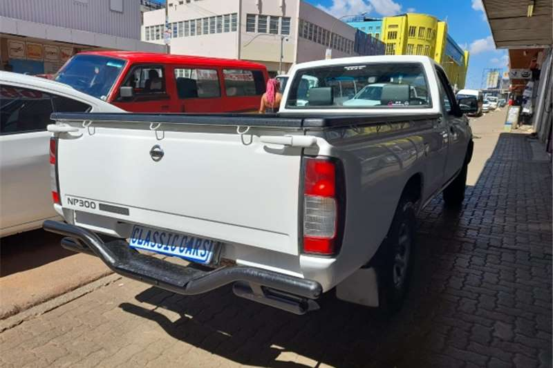 Used 2012 Nissan NP300 Hardbody