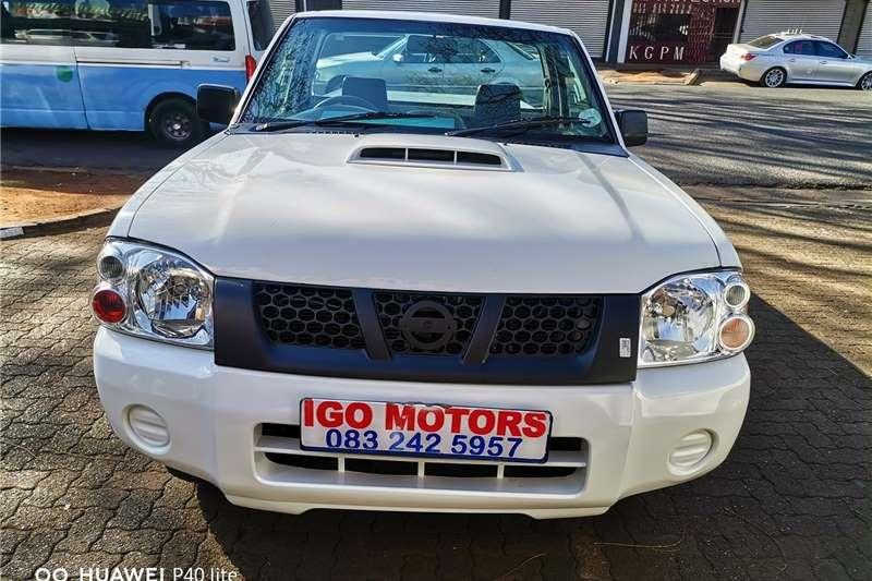 Used 2015 Nissan NP300 Hardbody