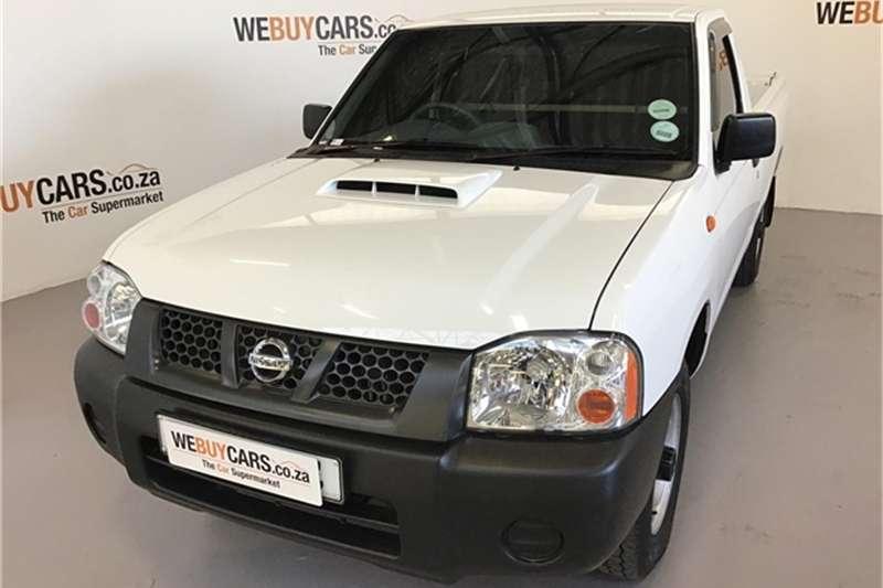 2019 Nissan NP300 Hardbody 2.5TDi
