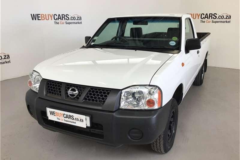 2016 Nissan NP300 Hardbody 2.0