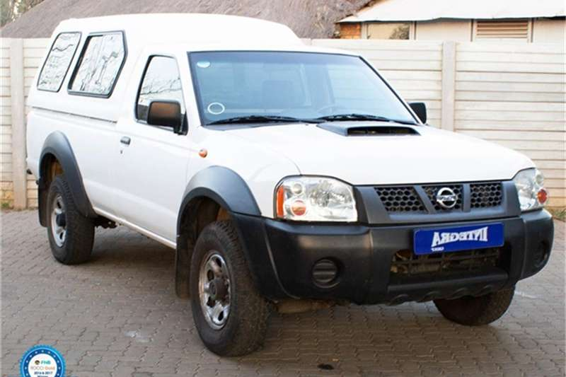 2013 Nissan NP300 Hardbody 2.5TDi 4x4