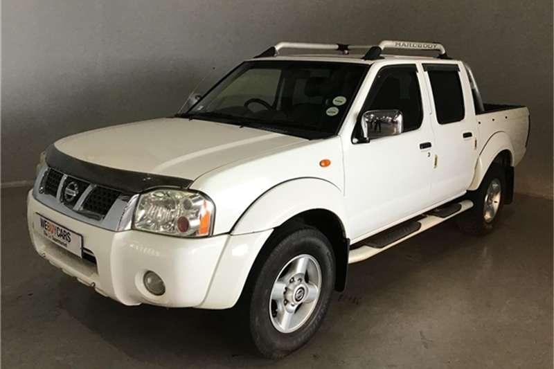 2011 Nissan NP300 Hardbody 2.4 double cab Hi rider