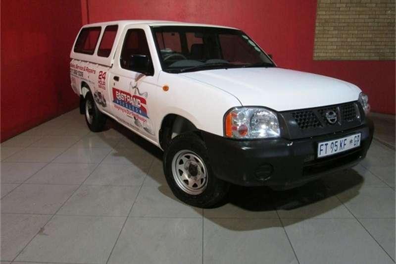 2002 Nissan NP300 Hardbody 2.4 double cab 4x4