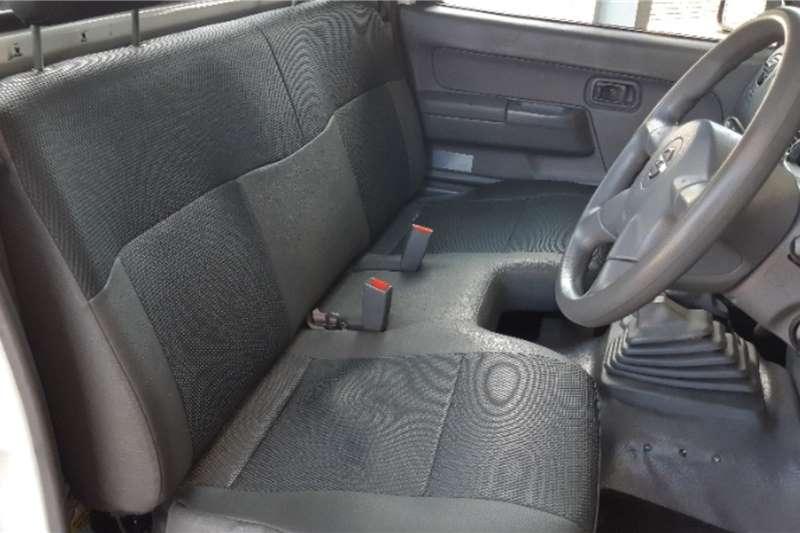 2013 Nissan NP300 Hardbody