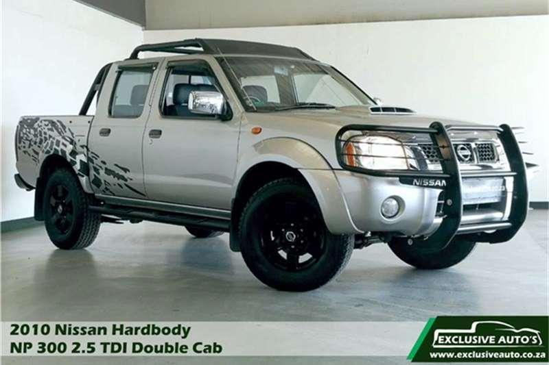 2010 Nissan NP300 Hardbody 2.5TDi double cab Hi rider