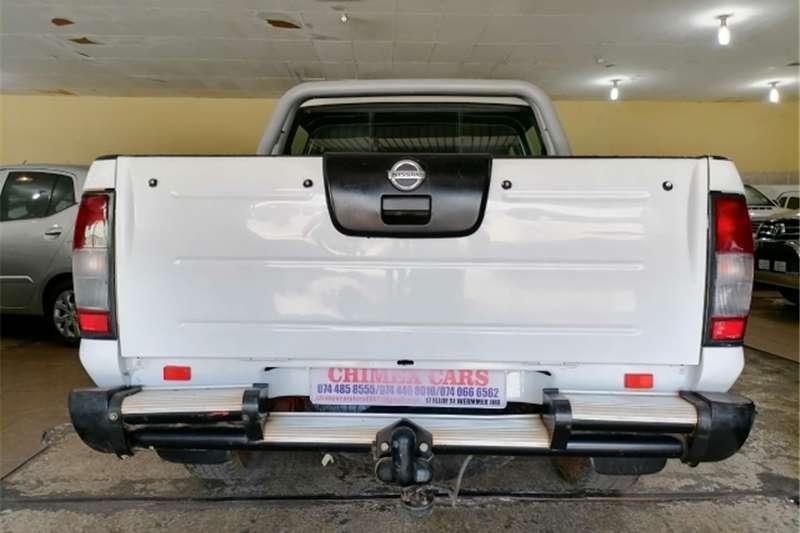 2011 Nissan NP300 Hardbody